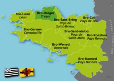 Le Trégor en Bretagne